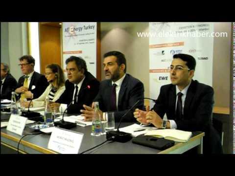All Energy Turkey 2014 Basın Toplantısı İstanbul Türkiye