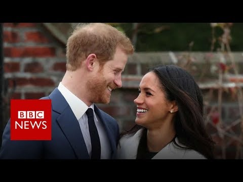 Anger on streets over royal wedding row - BBC News