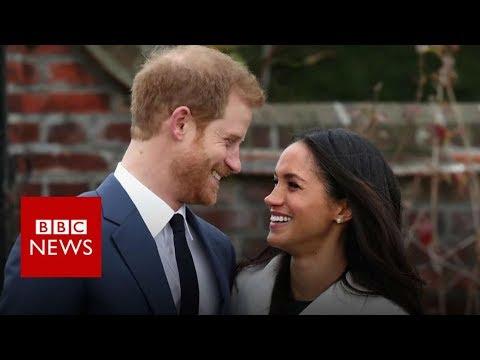 Anger on streets over royal wedding row – BBC News