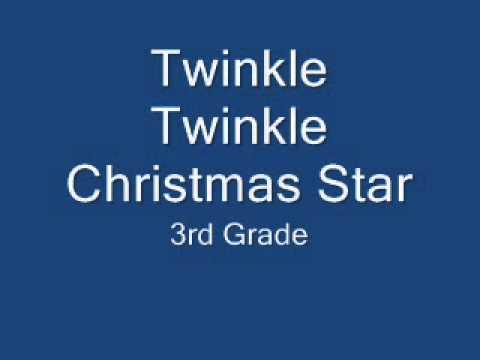 Twinkle twinkle christmas star 0001 - YouTube