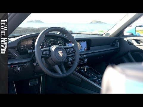 2020 Porsche 911 Carrera 4S Cabrio – Exterior Interior Walkaround – 2019 Geneva Motor Show