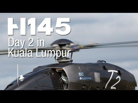 EC145 T2 - Day 2 in Kuala Lumpur