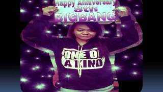 ANNIVERSARY 8TH BIGBANG From VIP INA