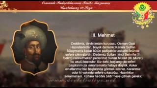 Osmanlı Padişahlarının Tarihe Kazınmış Unutulmaz 40 Sözü