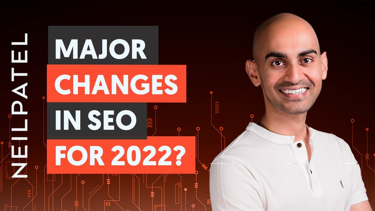 What are the MAJOR changes in SEO for 2021?