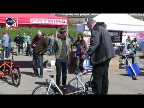 International Cargo Bike Festival 2015 - market