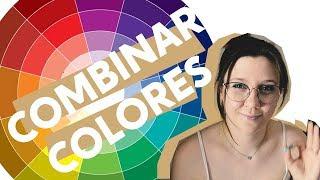 ¿CÓMO COMBINAR COLORES? || Pambo