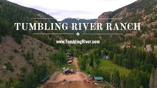 When the Mountains Call, Tumbling River Ranch Answers