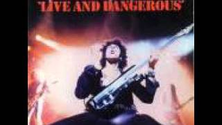 Thin Lizzy - Emerald - Live and dangerous