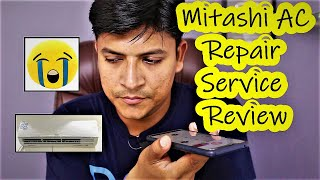 Mitashi Ac Service Review | Bad Experience | Mr.Growth😐