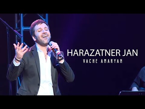 Vache Amaryan - Harazatner Jan 2019  // Official Music Video //