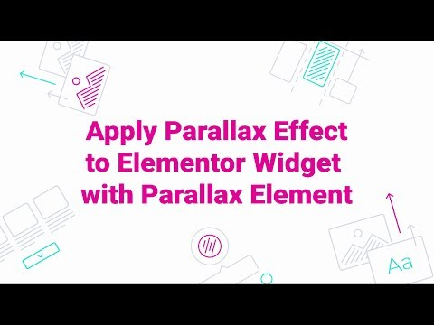 JetTricks. How to Apply Parallax Effect to Elementor Widget with Parallax Element