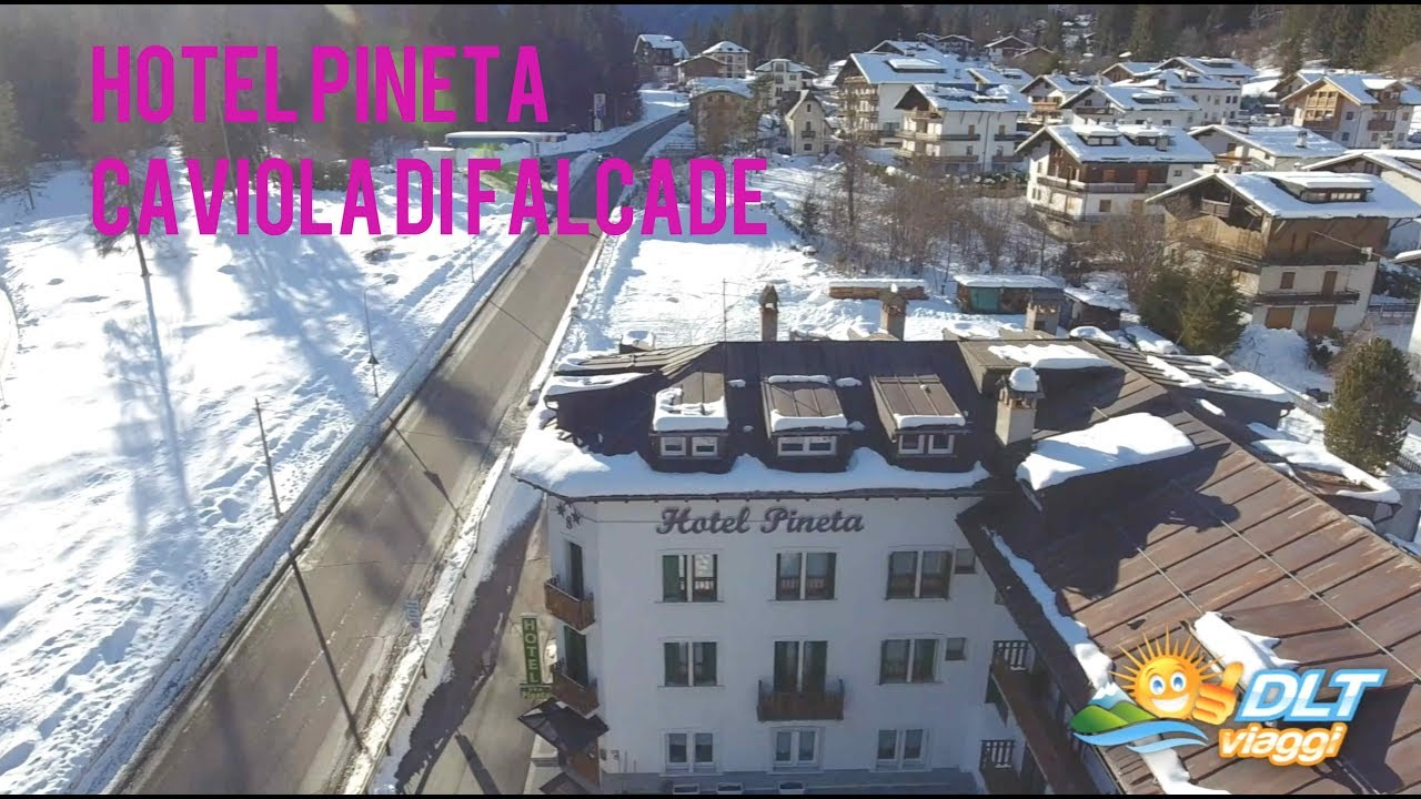 Download Hotel Pineta  - CAVIOLA DI FALCADE - Veneto