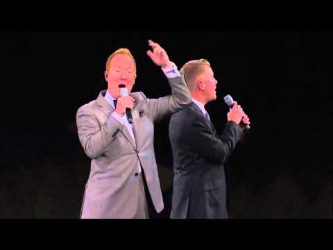 "Tribute Quartet ""Good News From Jerusalem"" at NQC 2015"