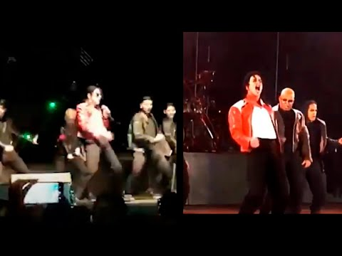 Download Jhon Palacios Dangerous Comparison Michael Jackson