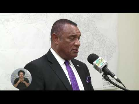 CENTRAL BANK OF THE BAHAMAS DONATES TO HAITI