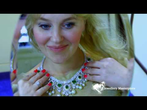 Kamyen High Jewelry collection presented at the Jewellery Arabia 2016
