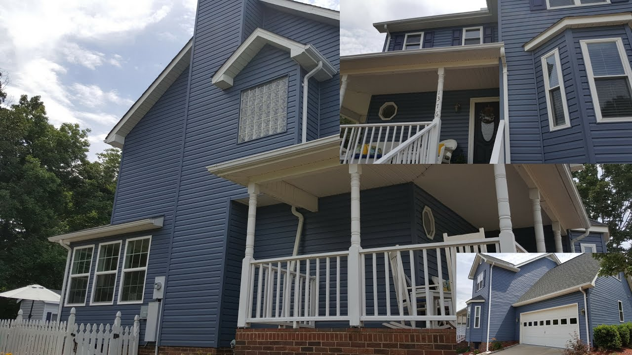Como pintar laminas de vinilo exterior de casas youtube for Ideas para pintar la casa exterior