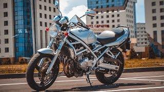 Suzuki GSF Bandit 250 | Идеальный мотоцикл для новичка!