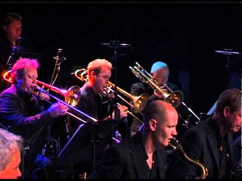 Klüvers Big Band plays Rolling Stones with Bernard Fowler and Tim Ries