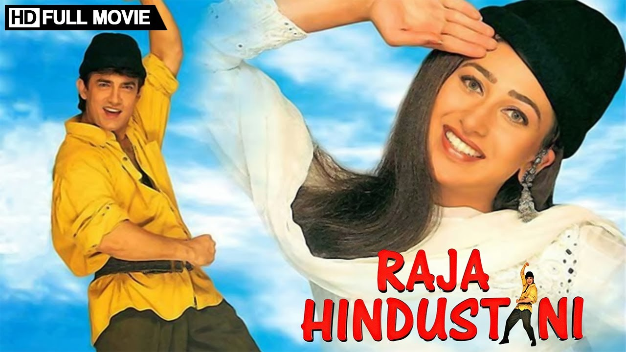 Raja Hindusthani (1996) Full Movie | Aamir Khan | Karisma Kapoor | Hindi Romantic Movie