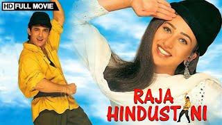 Raja Hindusthani (1996) Full Movie | Aamir Khan | Karisma Kapoor | Hindi Romantic Movie