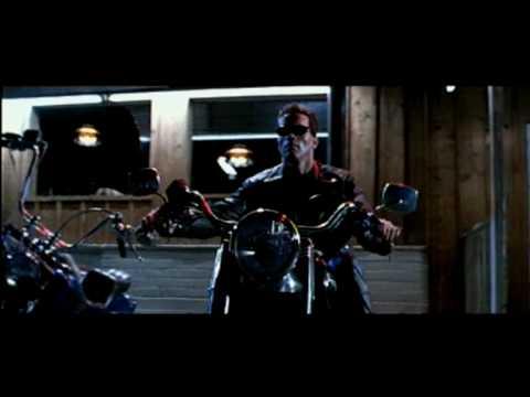 Terminator Bad To The Bone