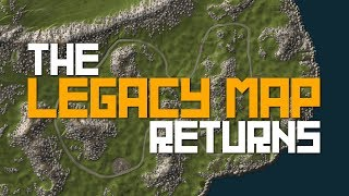 The Legacy Map Returns to Rust | Custom map