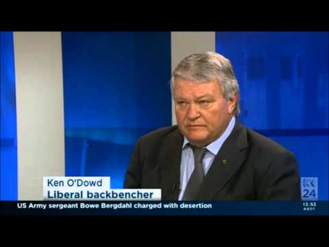 What Ken O'Dowd REALLY said. ABC Business LIED.