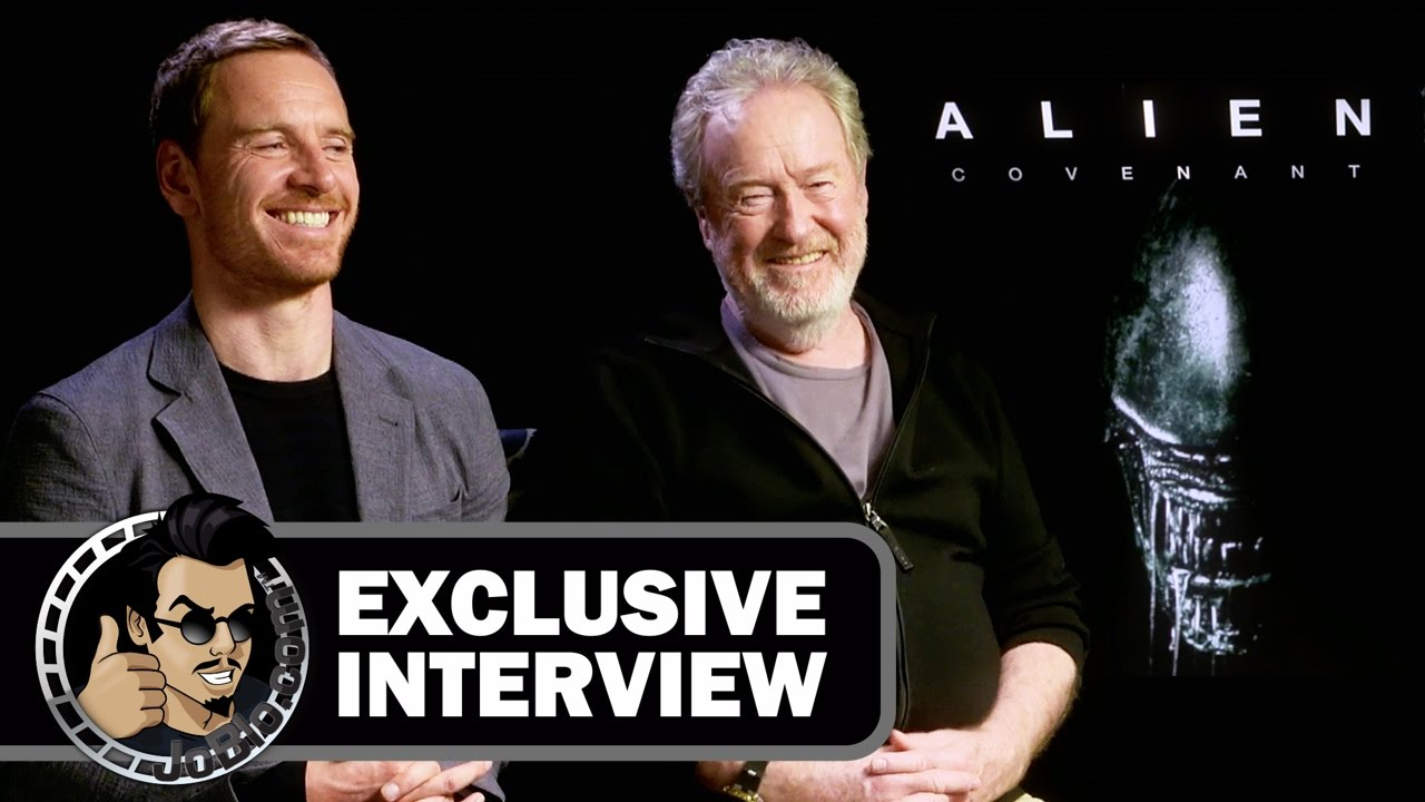 an interview with ridley scott talks Alien: covenant has yet to debut in cinemas across the world but ridley scott is already prepared to begin filming its sequel,.