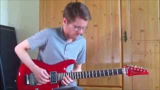 Instrumental Guitar Song #14 by Ryan Smith (With Happy Indie Pop Backing by guitarbackingtracks4)