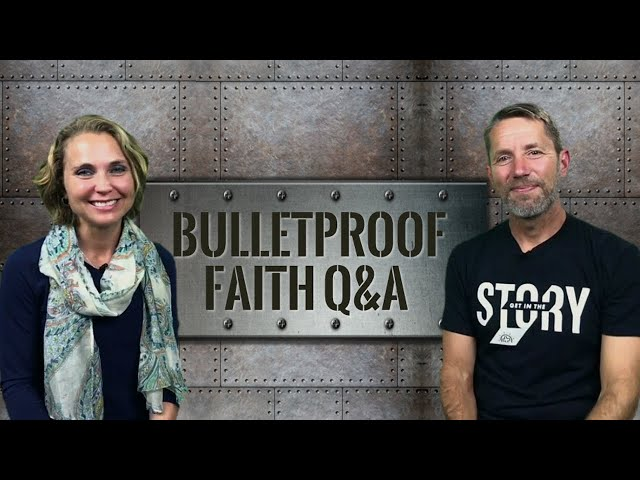 Is it Unbelief or Sin that sends us to Hell? Bulletproof Faith Episode 36