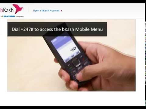 bKash Send Money - How to do it