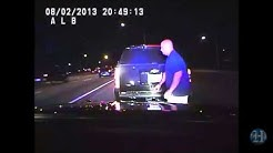 Video of the Florida Highway Patrol stop  of Sweetwater police detective