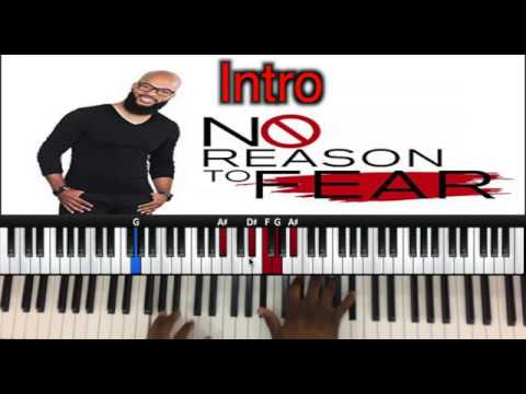 Musicians' PlayGround- No Reason to Fear x J.J. Hairston- Piano Tutorial
