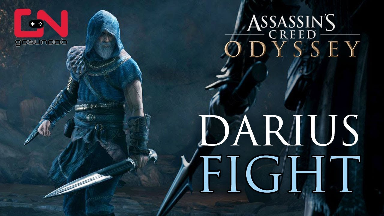 Assassin S Creed Odyssey Legacy Of The First Blade Darius