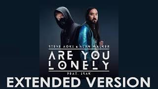 Download Alan Walker & Steve Aoki - Are You Lonely (Extended Version)