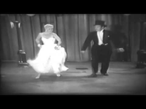 Bob Hope & Ginger Rogers - song/dance act (1956)