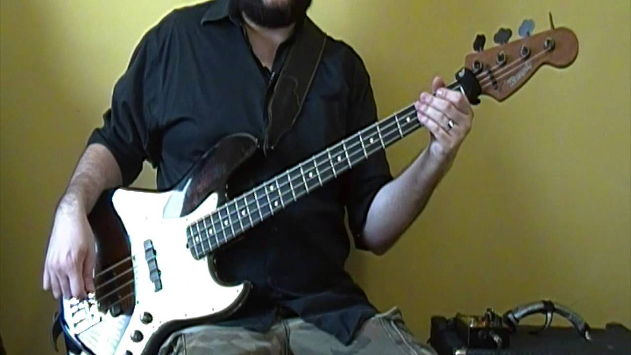 System Of A Down - Sugar - Nu-Metal Bass Lesson