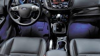 2014 Ford Escape Interior Review