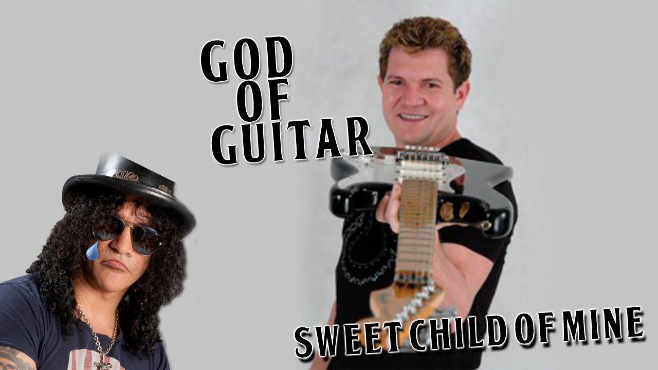 Chimbinha toca Sweet Child O' Mine (Guns N' Roses) no ...