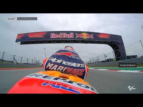 Americas GP: Honda OnBoard