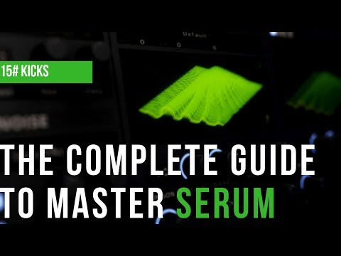 The Complete Guide To Master Serum|15#  Kicks