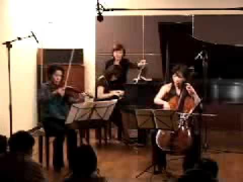 제103회 하우스콘서트 - Trio Thalia (김이정, 이숙정, 오윤주)