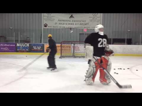 The Goalie Doctor - Active Hands session