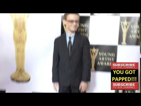 Kyle Catlett at the 37th Annual Young Artist Awards Sportsman Lodge in Studio City