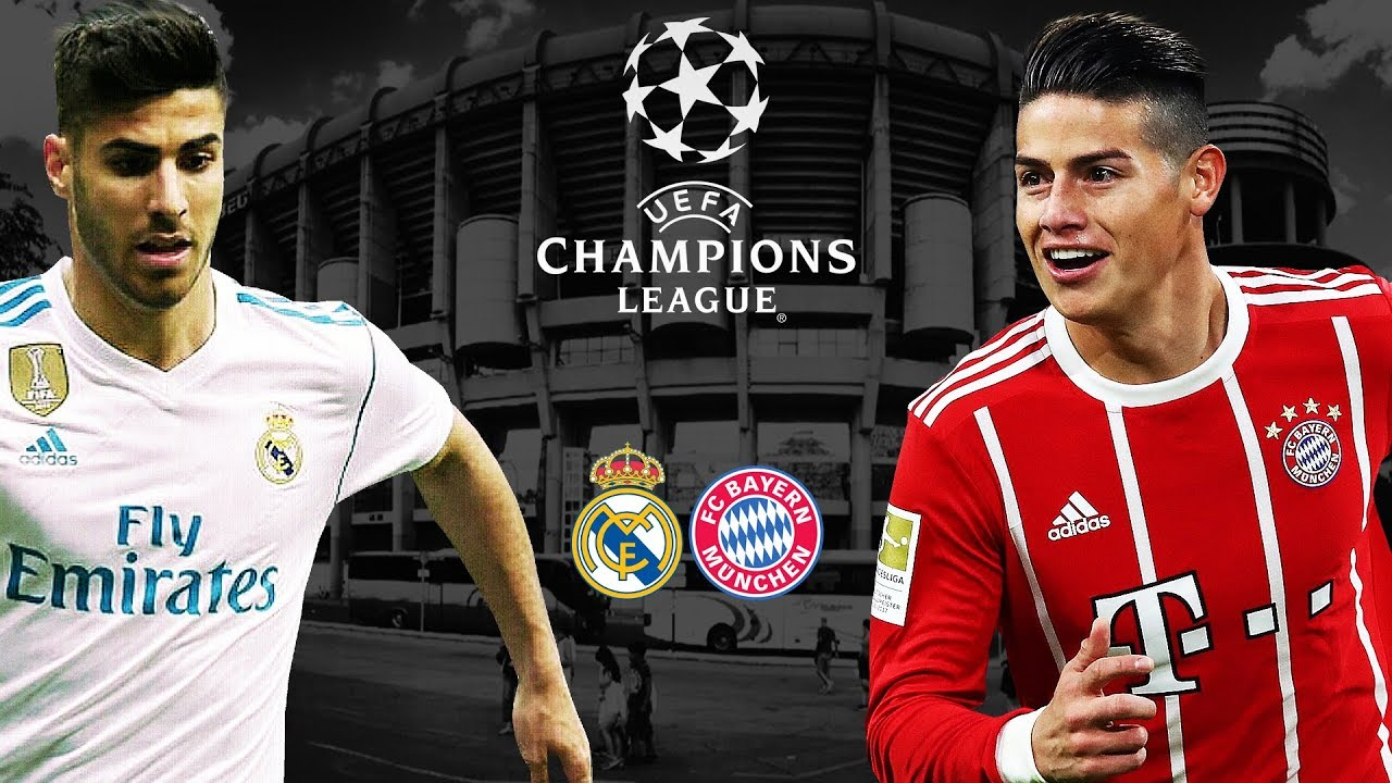 Real Madrid Bayern München Champions League