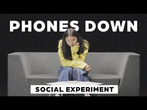Teens Try To Resist Their Phones For 20 Minutes