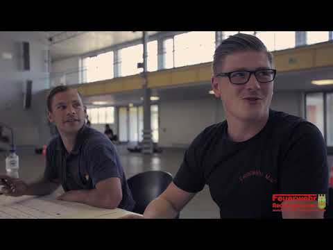 Feuerwehr Recklinghausen: Sporttest 2017