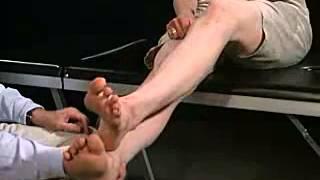 ~ll Neurophysiology normal knee heel test ll~